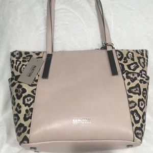 Kenneth Cole Reaction Jenna Tote, Highland Leopard